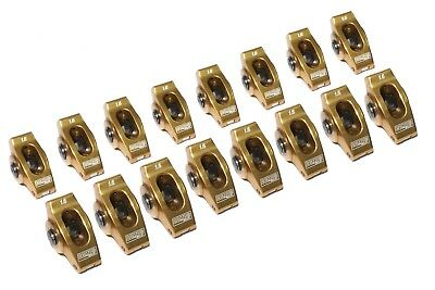Competition Cams 19005-16 Ultra-Gold Aluminum Rocker Arm Set