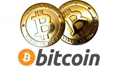 .01 BITCOIN (BTC) Virtual Currency Fast to your Wallet Trusted USA Seller