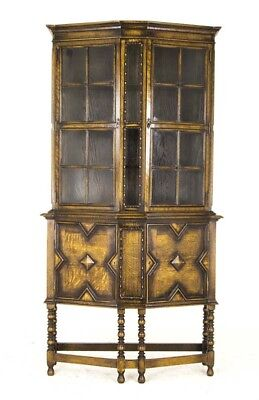Antique Display Cabinet | Arts & Crafts | Scottish School 1910 | B770