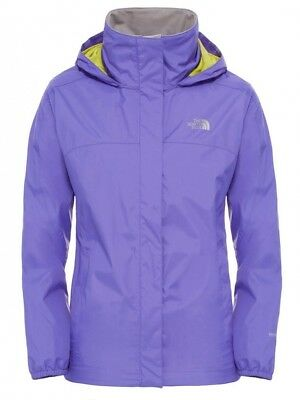 (XL (18 Big Kids), Starry Purple) - The North Face Resolve Reflective Jacket