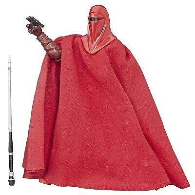 NEW***Star Wars: Episode VI The Black Series Imperial Royal Guard, 6-inch
