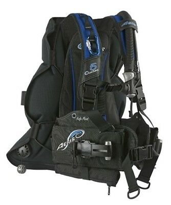 Aeris - 5 Oceans - BCD - Blue - Small. Free Delivery