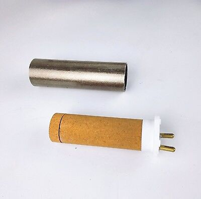 Heating Ceramic Element Core 120V 1600W Rion Diode Triac S Maron Mica Tube New