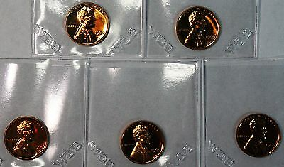 1960 Large Date Proof Lincoln Memorial Cent Penny 1C