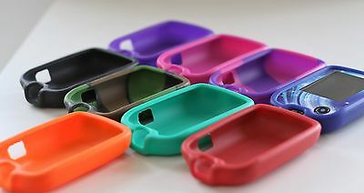 Freestyle Libre Silicone Case also fits Insulinx meter.