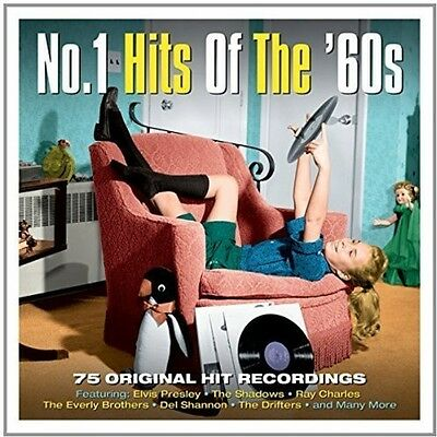 No.1 Hits Of The 60s (CD Used Very Good)