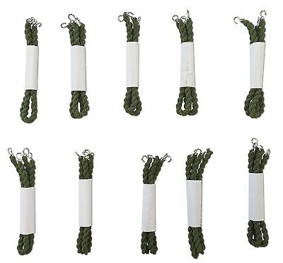 Boot Bands Salty Lance Olive Drab Built Last Green Shoes Collectibles 10 Sets