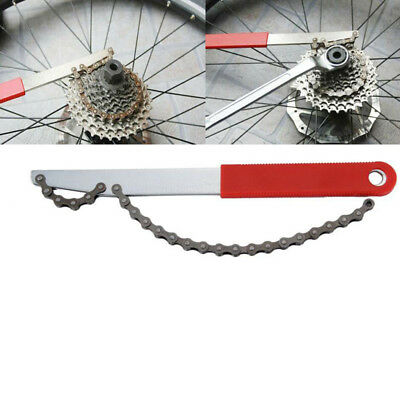 New Bicycle Chain Wrenches Bike Repair Freewheel Sprock Remover Tools