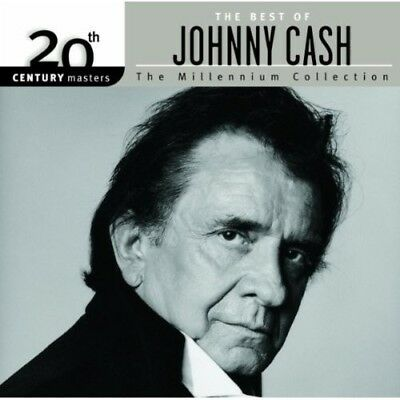 Millennium Collection-20th Century Masters - Johnny Cash (CD Used Like New)