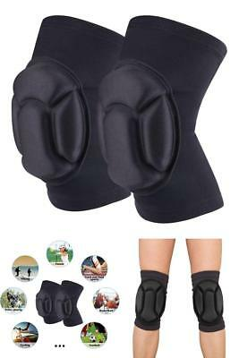 Protective Men Flooring Knee Pads for Work Tiling Plumbing Construction(Pair)