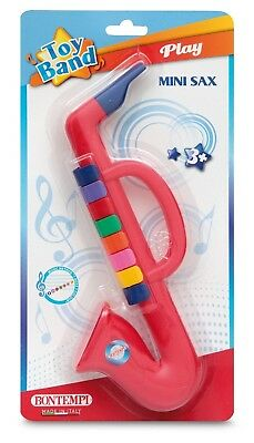 Bontempi 32 2832 8-Note Saxophone in Blister Pack. Shipping Included