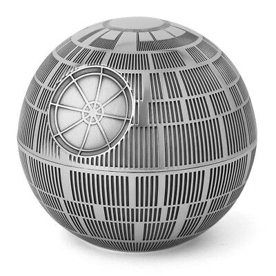 Star Wars Pewter Death Star Trinket Box - Officially Licensed by Royal Selangor