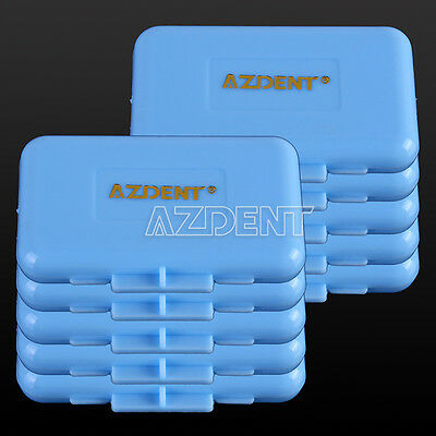 200X 5Pc/Box Dental Orthodontic Wax Mint Scent for Bracket Gum Irritation AZDENT