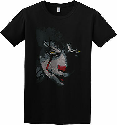 Mens T-Shirt Pennywise Balloon Co Gift Present Clown Movie Film x13 Colours