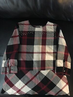 River Island dress 9-12 Months excellent condition new without tags