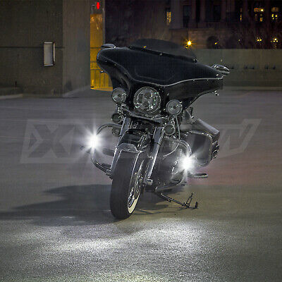 XKGLOW Highway Bar Lights Chrome XK034014-W