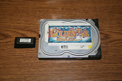 Golden Tee Complete 2006 Replacement Hard Drive & Boot Chip For Arcade Game Pcb