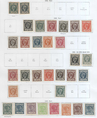 Spainish Guinea From Earlies On 5 Pages Mh