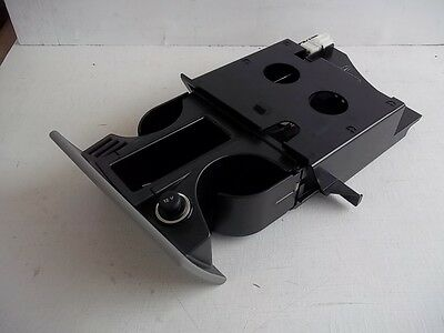Volkswagen Transporter T5 Front Ashtray / Cup Drinks & Coin Holder - Genuine New