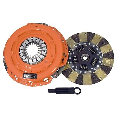 Centerforce DF534007 Dual Friction Clutch Pressure Plate And Disc Set
