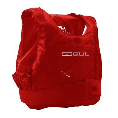 (Small) - 2016 Gul Garda 50N Buoyancy Aid in Red GM0002-A9. Free Delivery