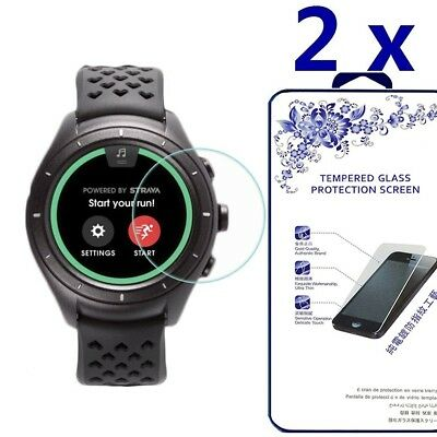 [2 Pack] For New Balance RunIQ Tempered Glass Screen Protector