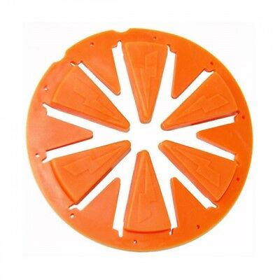 GXG Paintball Rotor Lightning Feed - Orange. Free Delivery
