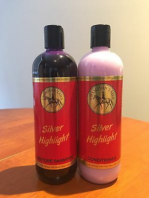 Champion Tails Horse Show Preparation Shampoo & Conditioner Pack
