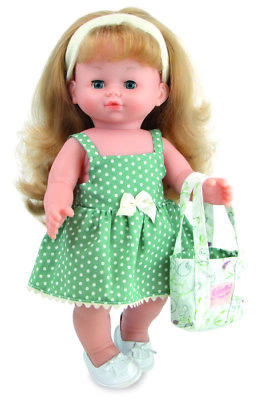 Petitcollin Doll Calinette Lison | Made in France Kids Children Doll NEW