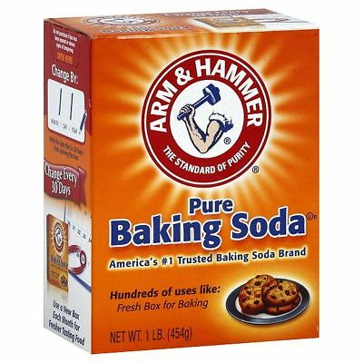 Arm and Hammer Pure Baking Soda 454g 1LB by Arm & Hammer