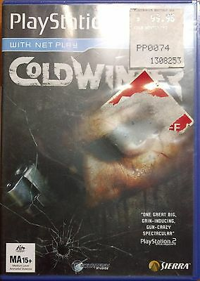 Cold Winter (Sony PlayStation 2, 2004)