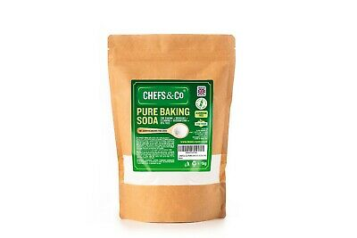 Chefs & Co Pure Baking Soda (Food Grade) 1Kg
