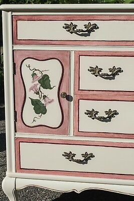 Vintage Hand Painted Buffet-Gently Used