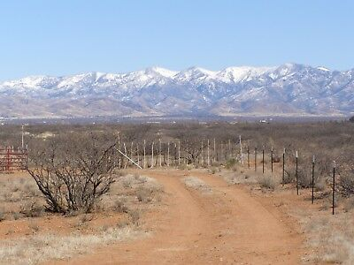 Southeast Arizona five acres