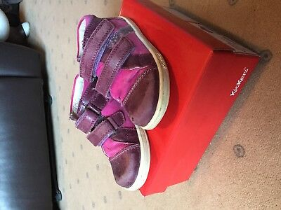 Chaussures fille Kickers taille 25