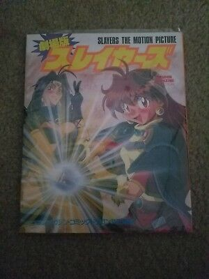 Slayers Art Book SLAYERS Dragon magazine collection