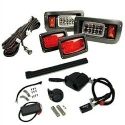 Premium Club Car DS GTW LED Light Kit For 1992 & Up Golf Carts. Parts Direct