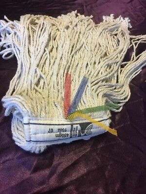 16oz Kentucky Mop Head Industrial Commercial Floor Cleaning Supplies 450gm