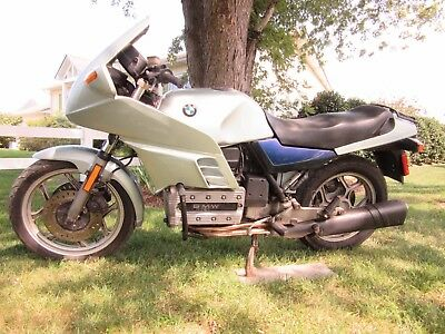1984 BMW K-Series  1984 BMW K100RS Pre-Production Motorcycle, Serial number 3 Made, Owned By BMW