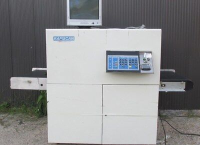 Rapiscan 520 XRay Baggage Cargo Parcel Inspection WORKING Scanner x-ray