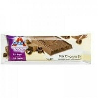 Atkins Endulge Milk Chocolate Bar 15X30g