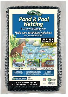 OpenBox Gardeneer By Dalen Pond & Pool Netting Protective Floating Net New