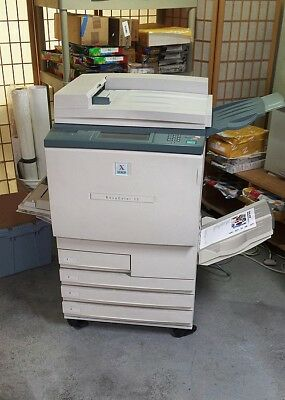 Xerox DocuColor 12 Copier/Printer with Fiery EX12 Rip