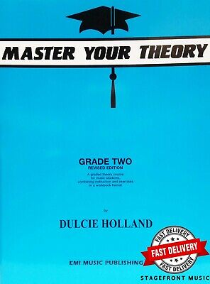 Master Your Theory Grade 2 / Two - NEW Revised Edition *BRAND NEW*