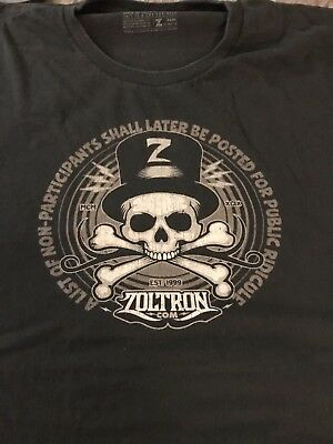 Zoltron Branded T Shirt 3Xl