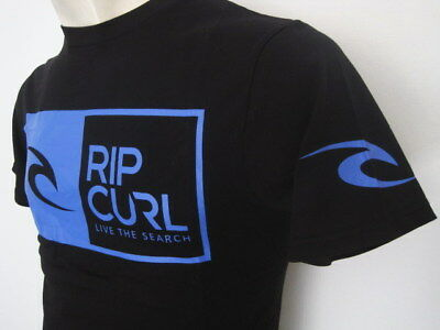 RIP CURL Mens 2018 Brand New Genuine Premium Quality tee t-shirt top black S-3XL
