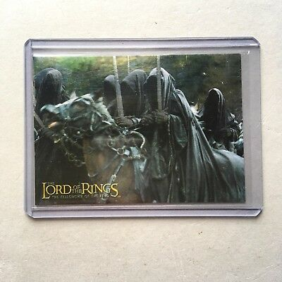 Foil #9 / Fellowship Of The Ring / Lord Of The Rings Cards