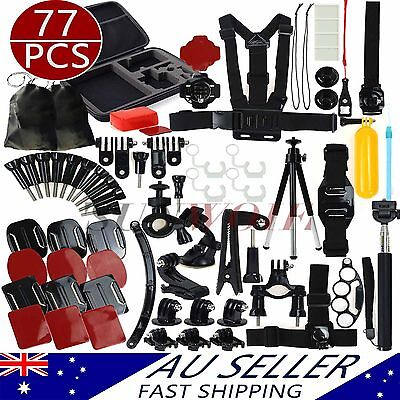 Accessories Hero 5 Black 4 3 2 HD Action For Gopro Camera Sport Kit Pack Bundle