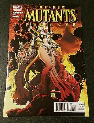 New Mutants Forever #4 of 5 1st Print Art Adams Magik Cover!!! Marvel NM