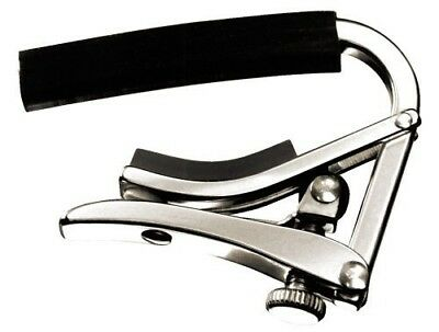 (1 Pack) - Shubb GC-30 S1 Acoustic Guitar Deluxe Capo. Shipping Included